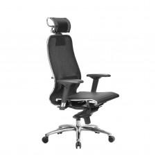 Кресло эргономичное Metta Samurai S-3.04 черный плюс