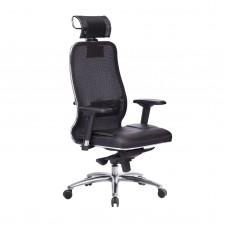 Кресло эргономичное Metta Samurai SL-3.04 черный плюс