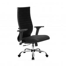 Кресло эргономичное Metta комплект 19/2D CH черный