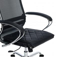 Коврик-чехол для сиденья особо мягкий CSn-10 Черный МЕТТА